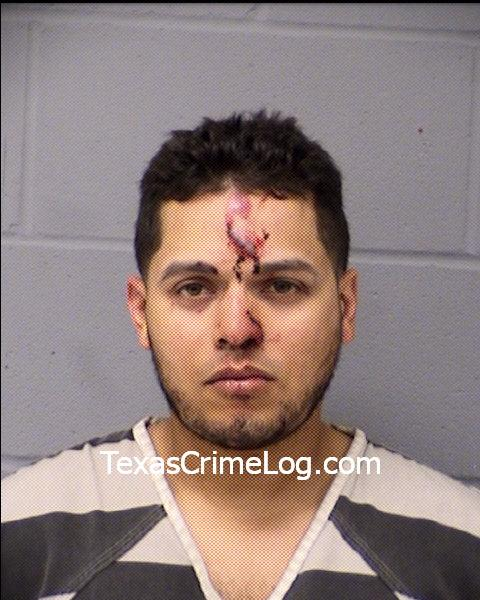 Alejandro Reyes (Travis County Central Booking)