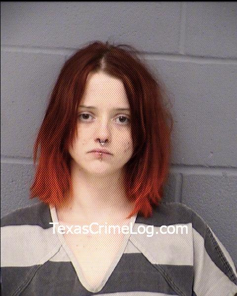 Amber Adams (Travis County Central Booking)