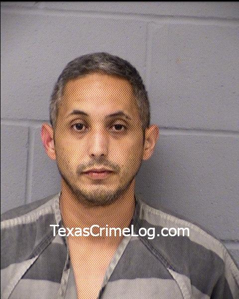 Raul Sanchez (Travis County Central Booking)