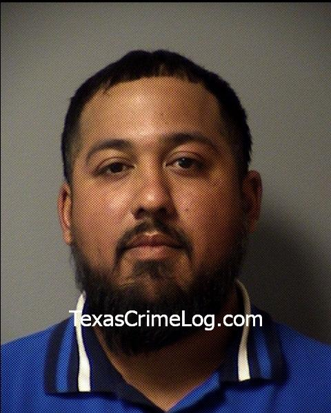 Abimael Hurtado (Travis County Central Booking)