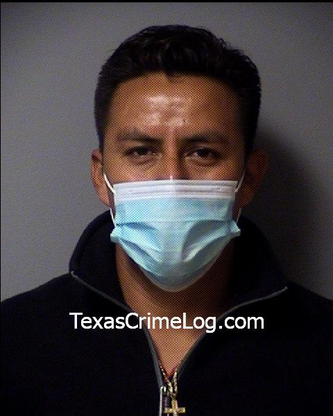Christian Reyes-Mendez (Travis County Central Booking)