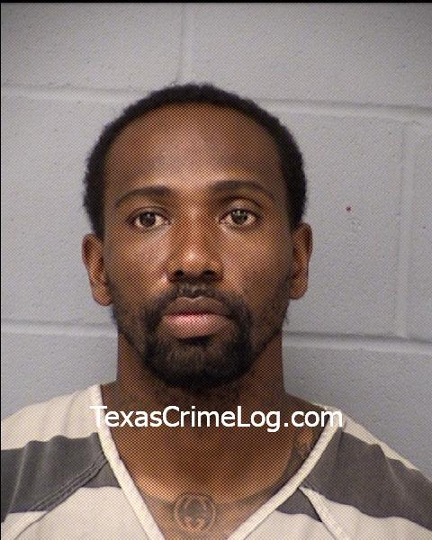 Terelle Roberts (Travis County Central Booking)
