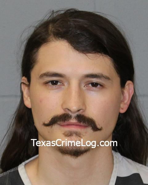 Paul Hernandez (Travis County Central Booking)