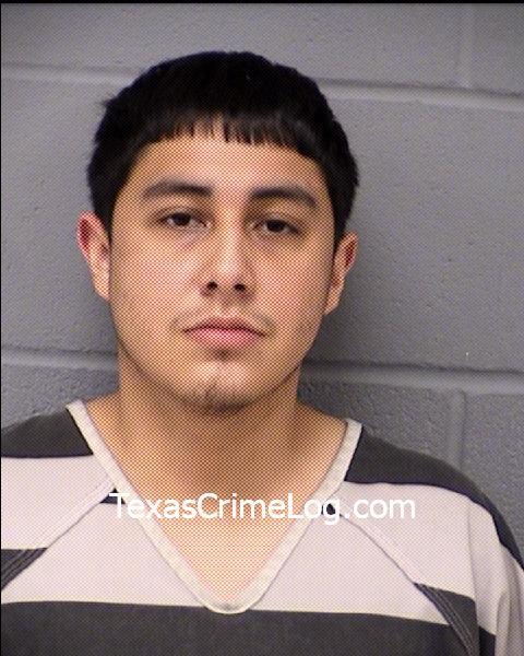 Alberto Lopez (Travis County Central Booking)