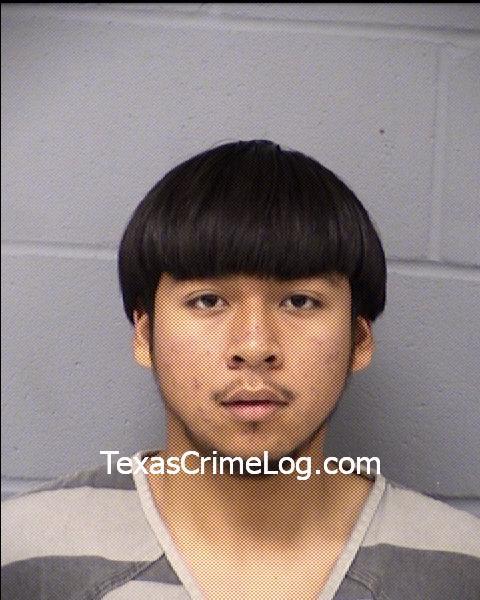 Abel Garcia-Ramirez (Travis County Central Booking)