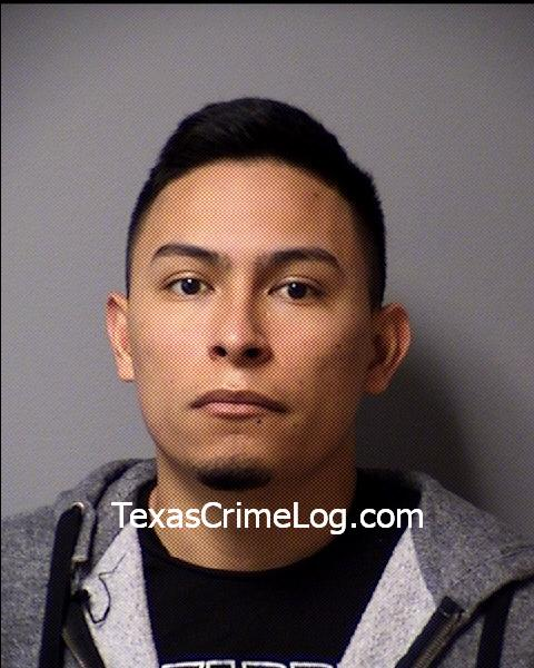 Enzo Mendoza Ramirez (Travis County Central Booking)