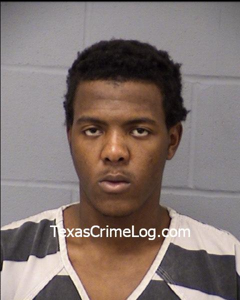 Rasheed Dowdell (Travis County Central Booking)