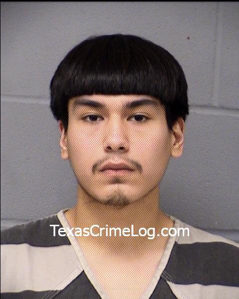 Pedro Montoya (Travis County Central Booking)