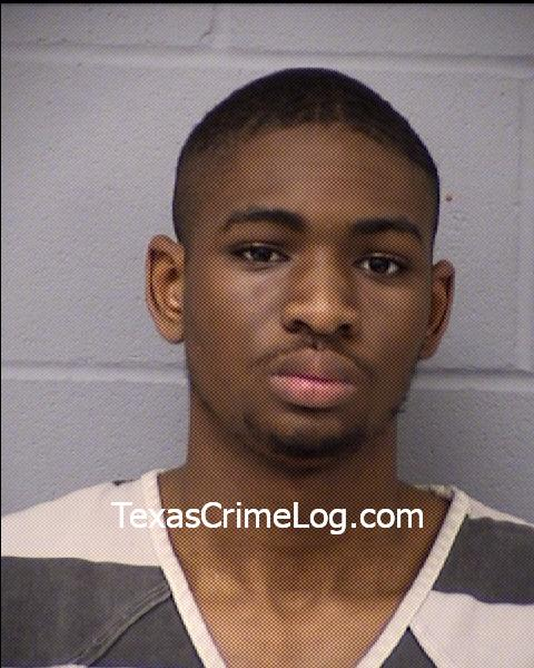 Tayveon Wardy (Travis County Central Booking)