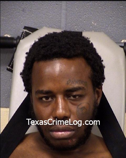 Daniel Brown (Travis County Central Booking)