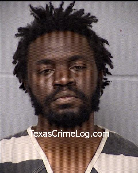 Olanyi Ibiwoye (Travis County Central Booking)