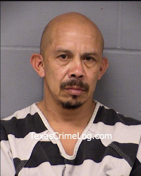 Albert Ramirez (Travis County Central Booking)
