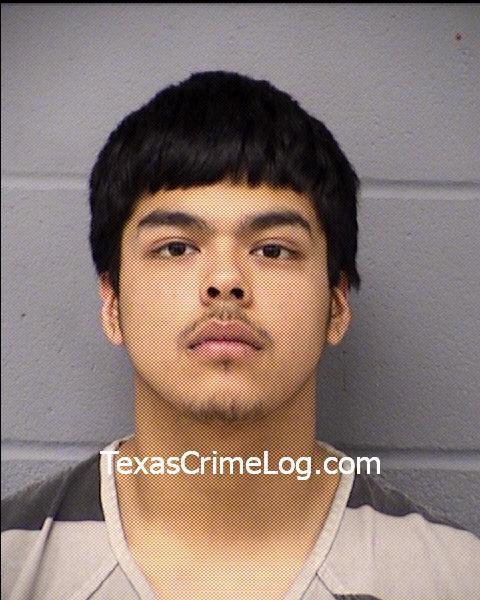 Adrian Cabrera (Travis County Central Booking)