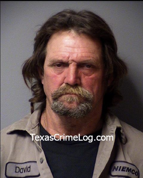 David Lore (Travis County Central Booking)