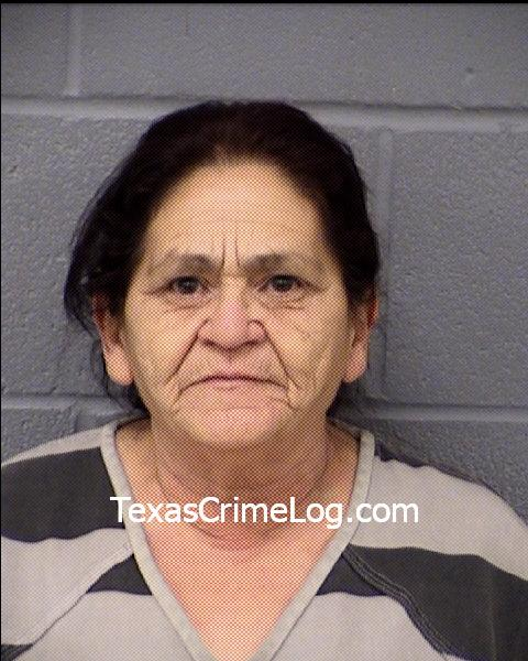 Corina Dominguez (Travis County Central Booking)