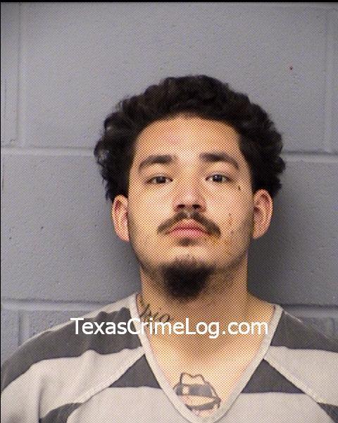 Angel Alejo (Travis County Central Booking)