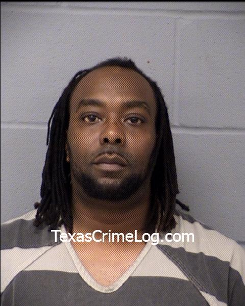 Alfred Oates (Travis County Central Booking)
