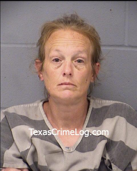 Danielle Hoopaugh (Travis County Central Booking)