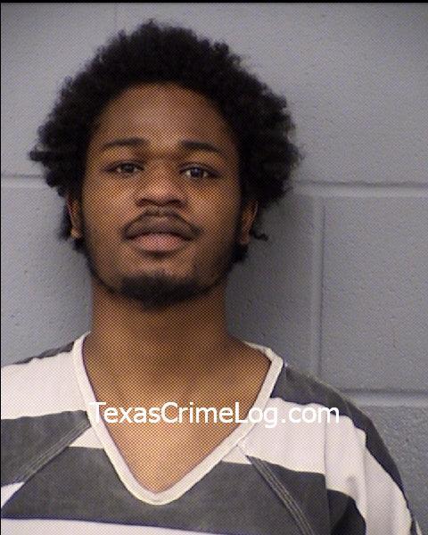Malik Robinson (Travis County Central Booking)