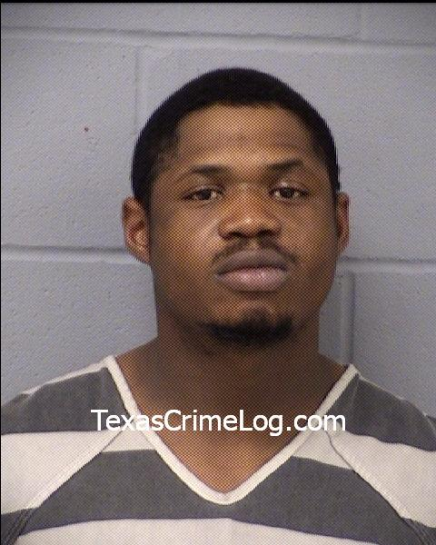 Sharkim Thigpen (Travis County Central Booking)