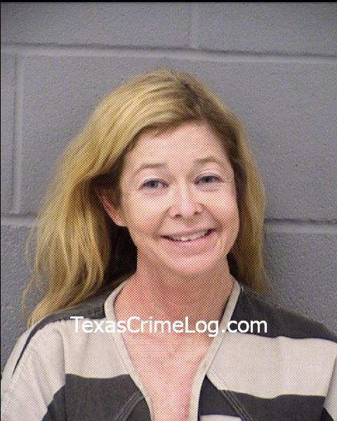 Stacy Mendelson (Travis County Central Booking)