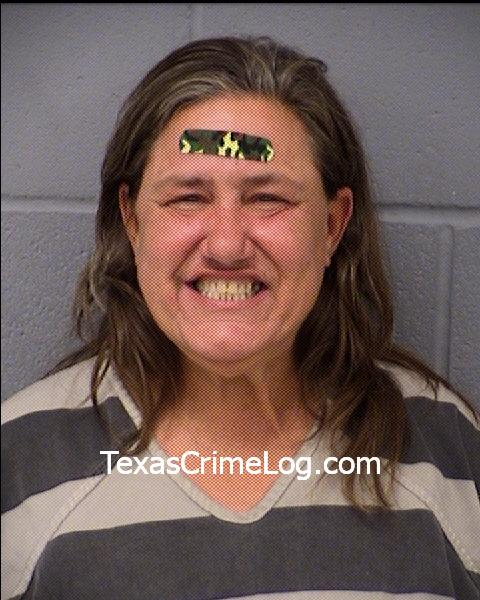 Allison Rubey (Travis County Central Booking)