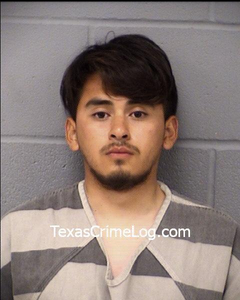 Darien Valdez Palacios (Travis County Central Booking)