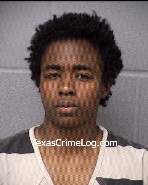 Jazmine Wright (Travis County Central Booking)