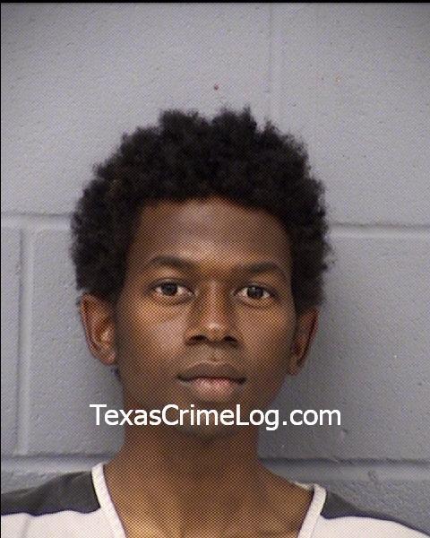 Derrick Jones (Travis County Central Booking)