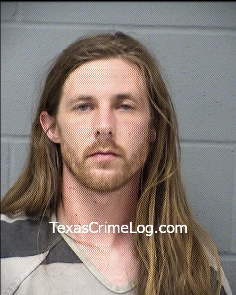 Jordan Shaver (Travis County Central Booking)