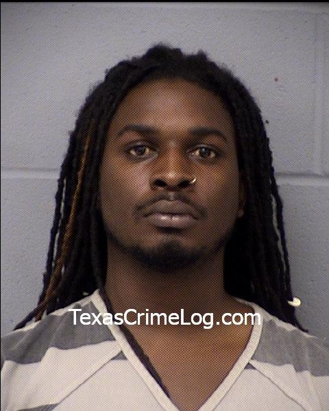 Drayshad Hayes (Travis County Central Booking)