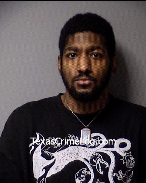 Jerue Lassaint (Travis County Central Booking)