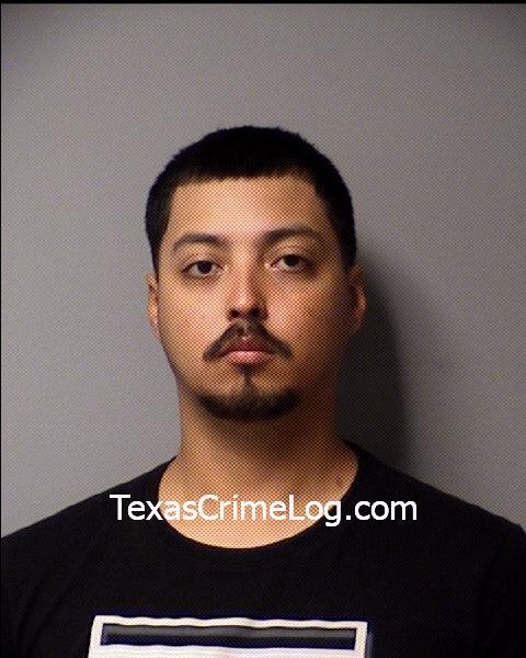 Julio Garcia (Travis County Central Booking)