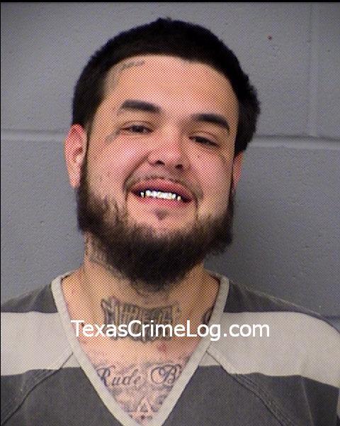 Ruben Rodriguez (Travis County Central Booking)