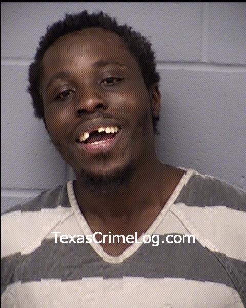 Broderick Griffin (Travis County Central Booking)