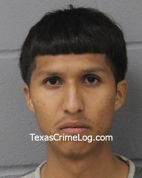 Miguel Arana (Travis County Central Booking)